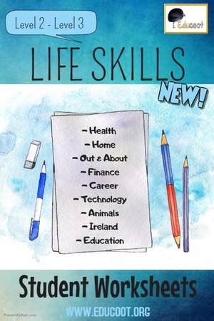 Samples — Educoot Adult Education Resources for literacy, numeracy ...