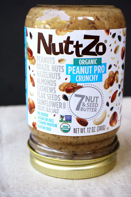 Nuttzo 7 Nut & Seed Butter