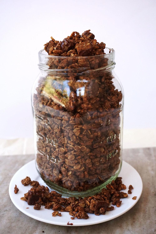 chocolate granola jar .jpg