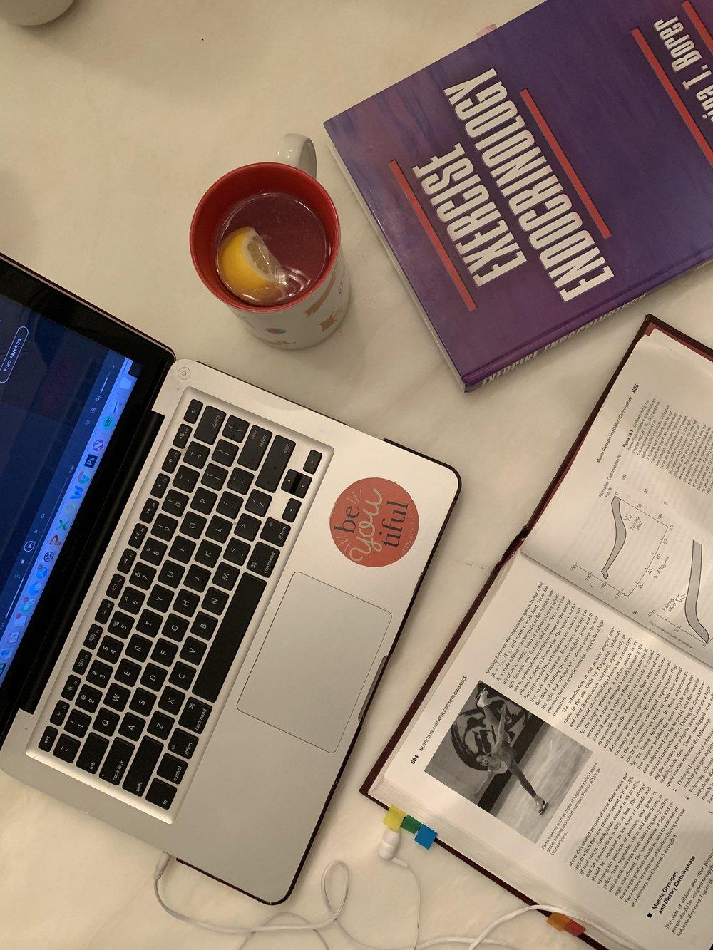 Three Things: Graduating, Full-time Blogging, Boundaries