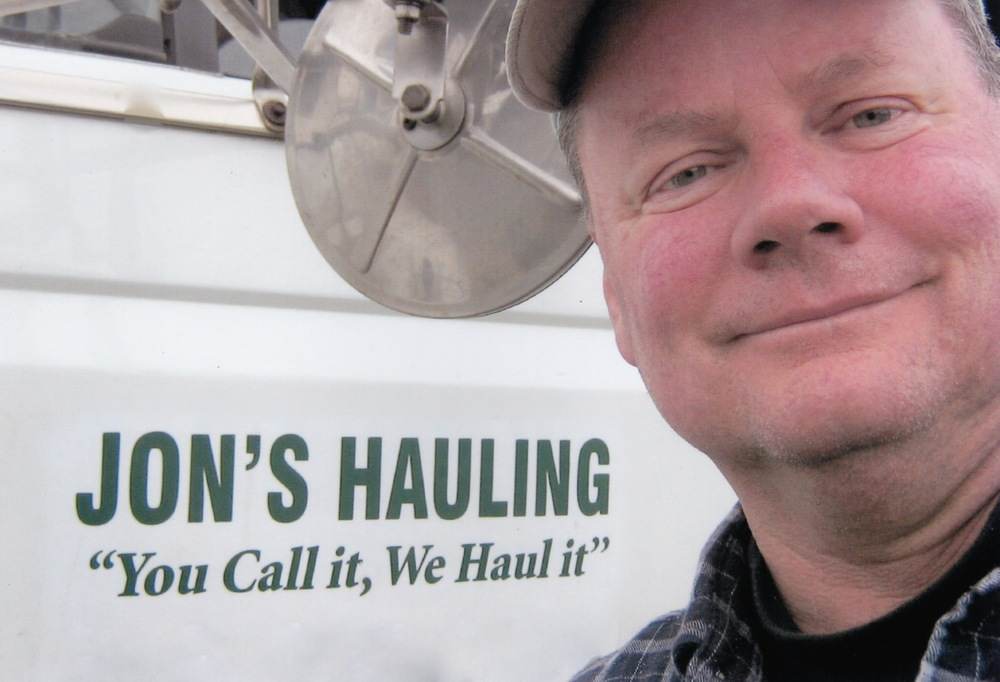 Jon Huddleston, proprietor since 1976