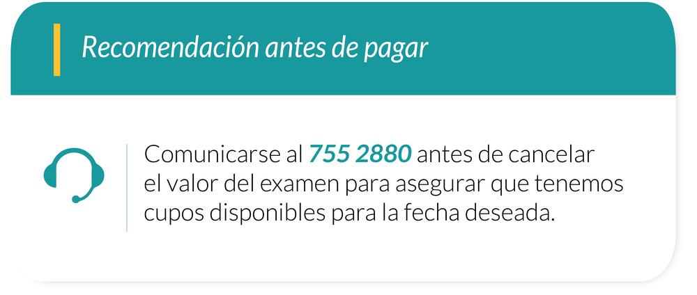 Presentar examen TOEIC Bogota