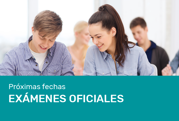 Multilingua ofrece multiple fechas de todos los exámenes oficiales. Inscríbete con anticipación para asegurar tu cupo.