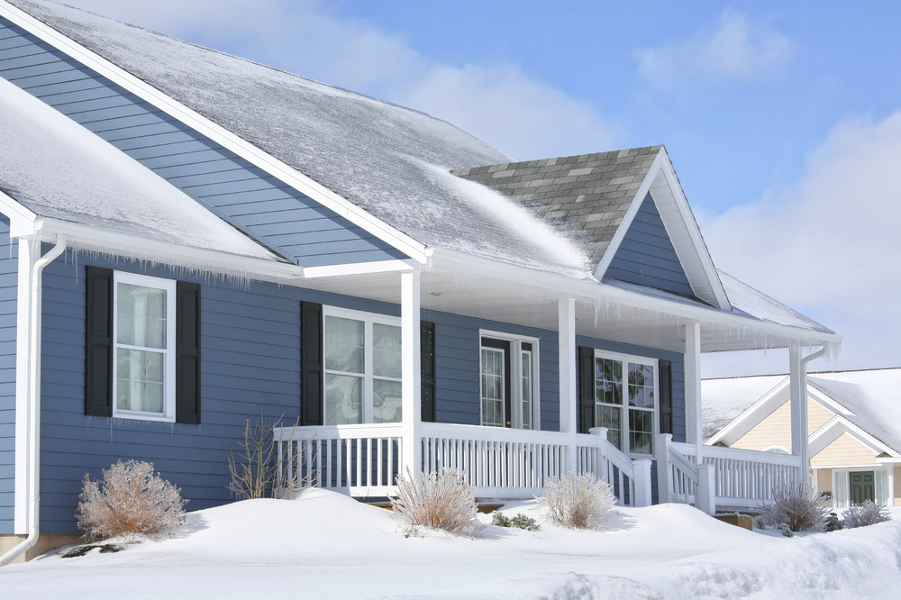 When it's cold outside, we can help make your home warm inside!