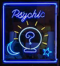 Neon Psychic Sign