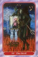 The Spiral Tarot Devil