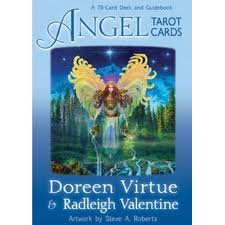 Doreen Virtue has published a tarot deck!