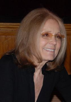Feminist Gloria Steinem