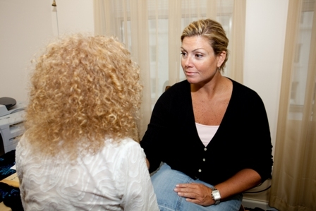 Suzanne Gundersen offered EFT treatments