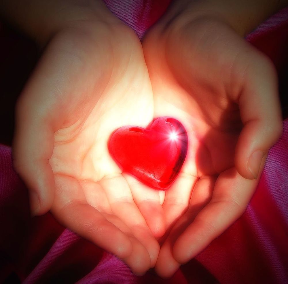 By Louise Docker from Sydney, Australia (My heart in your hands) [CC BY 2.0 (http://creativecommons.org/licenses/by/2.0)], via Wikimedia Commons