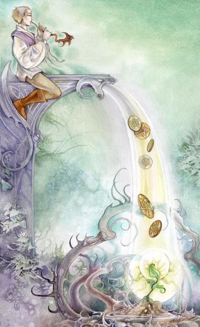 Shadowscapes Tarot Images ©Stephanie Pui-Mun Law   http://www.shadowscapes.com/Tarot/