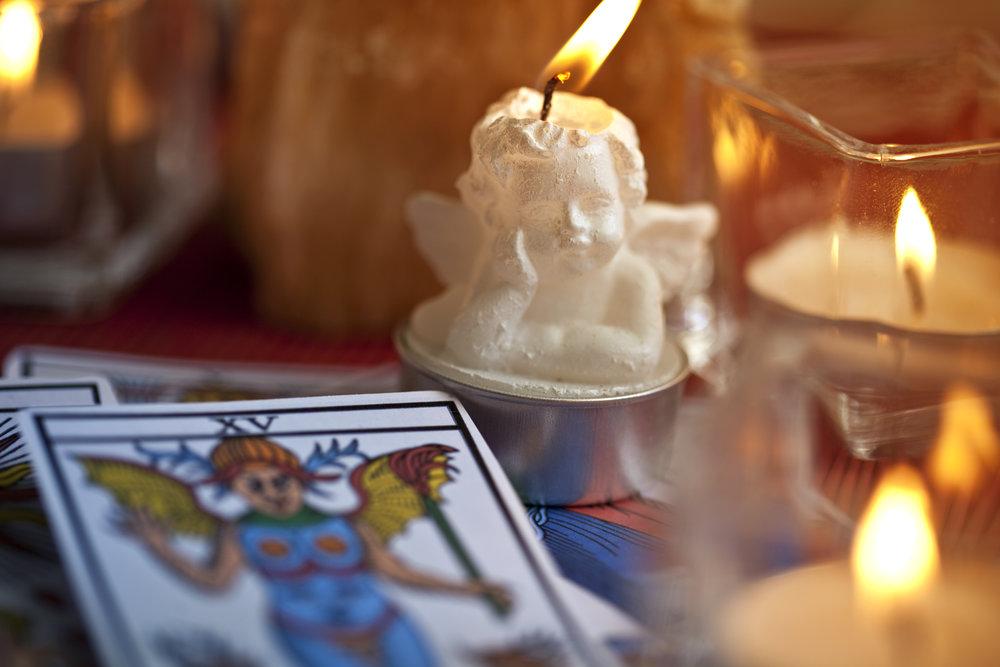 Tarot divination 009