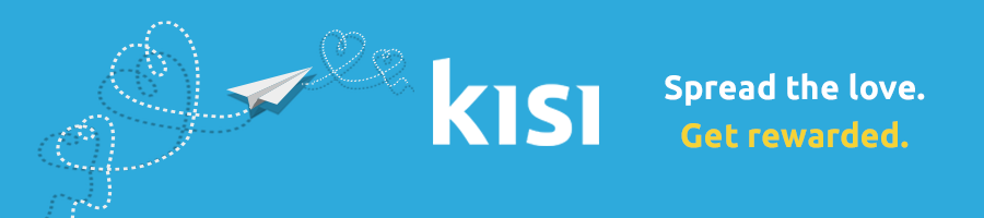 Kisi Referral Email