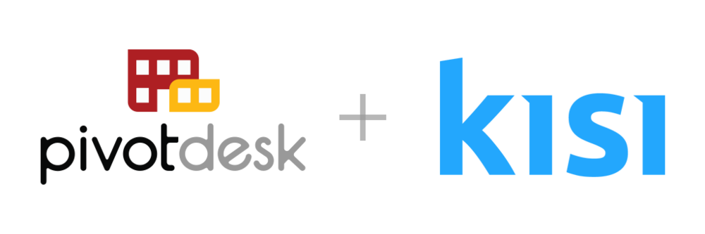 PivotDesk and KISI Integration