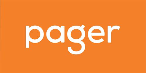 Pager logo