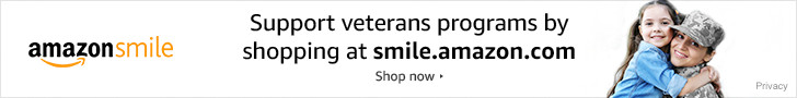 We would like to ask your support for   THE VETS CHAT AND CHEW PROGRAM   by shopping on Amazon Smile.  AmazonSmile is a website operated by Amazon with the same products, prices and shopping features as Amazon.com.  The difference is that when you shop on AmazonSmile, their foundation will donate 0.5% of the purchase price of the product to  Vets Chat Inc. to use for a    VETS CHAT AND CHEW PROGRAM    .       There is no cost to you, the buyer!!!      HOW DOES IT WORK? IT IS SO EASY!! AND QUICK!!   1.  Visit smile.amazon.com or go directly to us:  https://smile.amazon.com/gp/f.html   2.  If you don't use the link, GO TO:  SMILE.AMAZON.COM , SIGN IN AND CHOOSE:  VETS CHAT INC.      3. Once selected----begin shopping--- at no cost to you!        This link to AmazonSmile takes you to us instantly: Put it in with your bookmarks and share with your twitter and facebook sites whenever you make an Amazon purchase.      Thank you for all your support!  Many of you who have already participated in a program, want more programs.  We can only do this with your help.