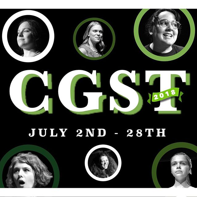 CGST is back for 2018! Check out our dates and prices at cgst.com/enrollment and sign up today!
