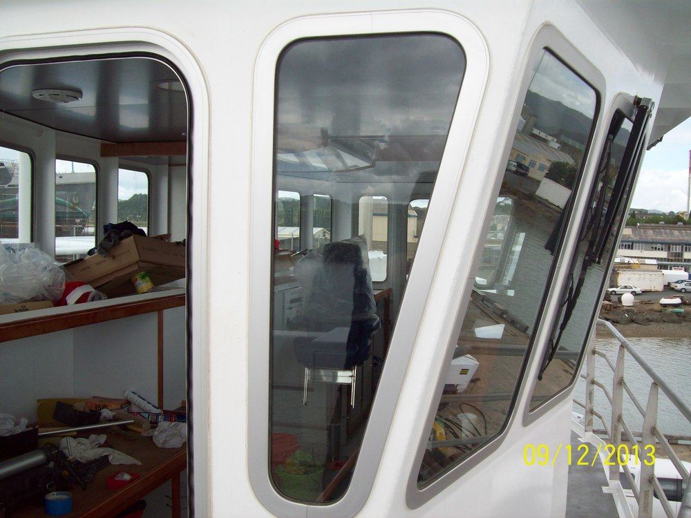 Seamac Aluminium Custom Made Marine Boat Windows And Doors