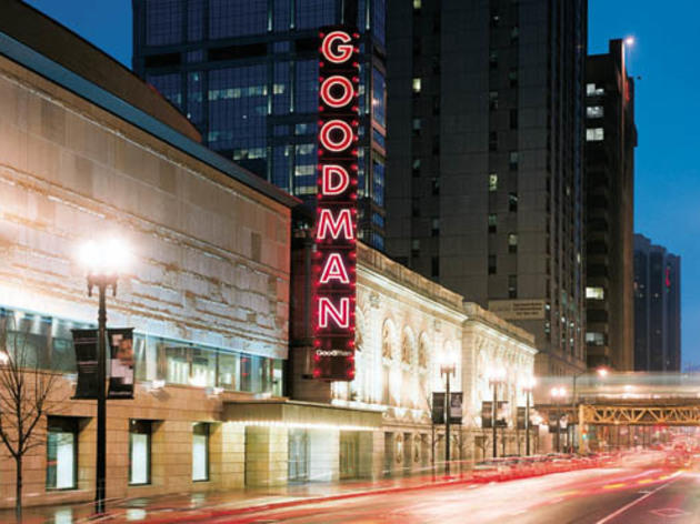 Chicago's Goodman Theatre.