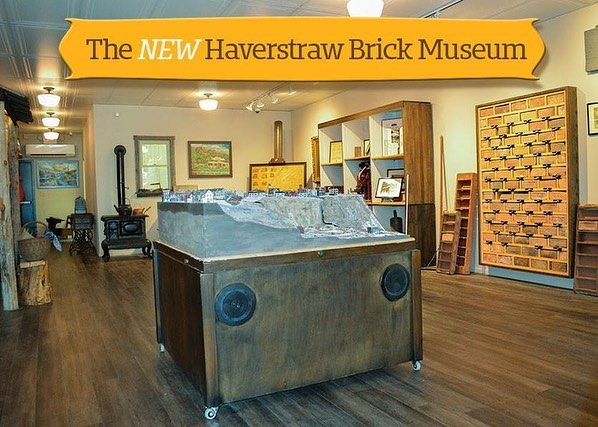 The NEW #HaverstrawBrickMuseum will be open Sunday, 12/9 from 10-3pm. Come out and see their newly renovated space and learn about the history of #Haverstraw. 12 Main St. in (Downtown) Haverstraw. Admission is free.  #FreeMuseum #Hudsonvalleymuseum #hudsonvalleyevents #hudsonvalleyactivity #escapebrooklyn #upstater #freeforkids #hudsonvalleyhistory #brick #historyofbrick #rocklandcountytourism @lohud #hudsonvalleyart #hudsonvalleyartist #hudsonvalleyhappenings #weekendescape #ilovny