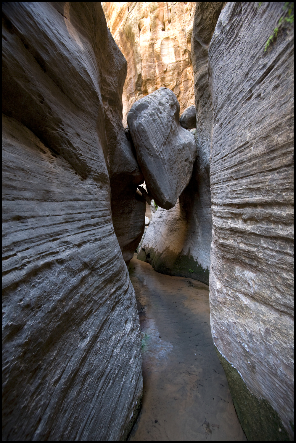 Fat Man's Misery, Zion National Park, UT
