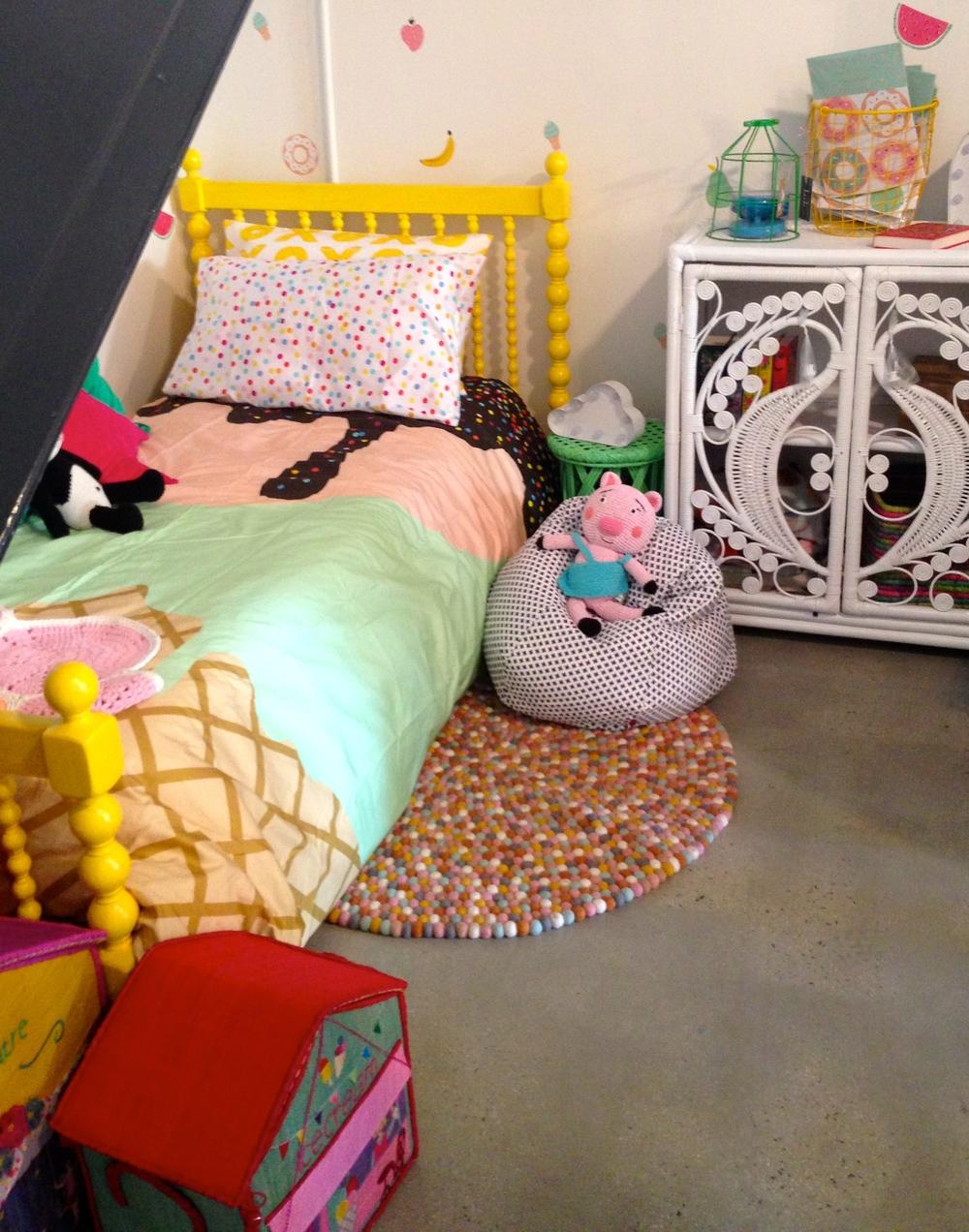 Sweet kids room ideas