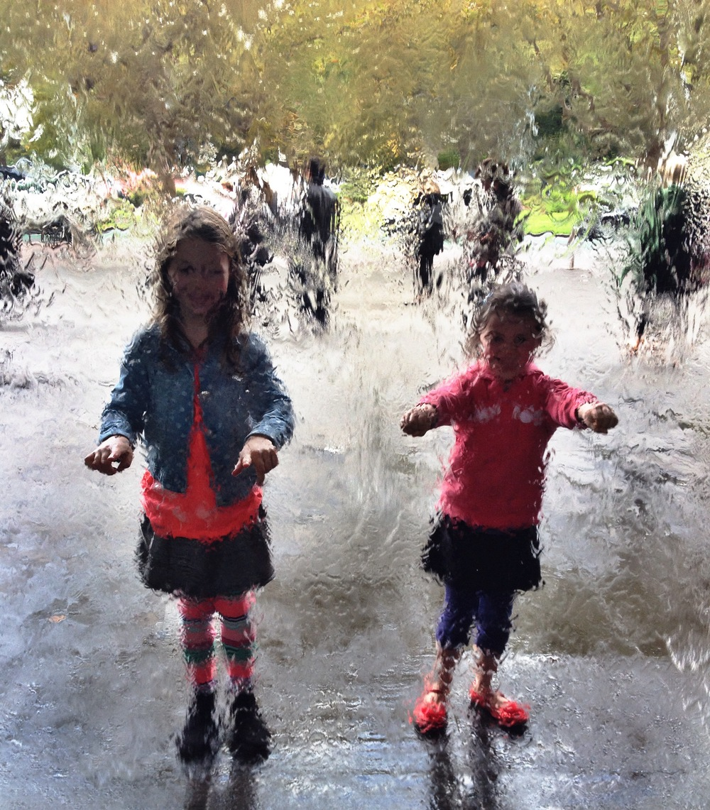 Maybe it was the water wall at the  National Gallery of Victoria  that did it?