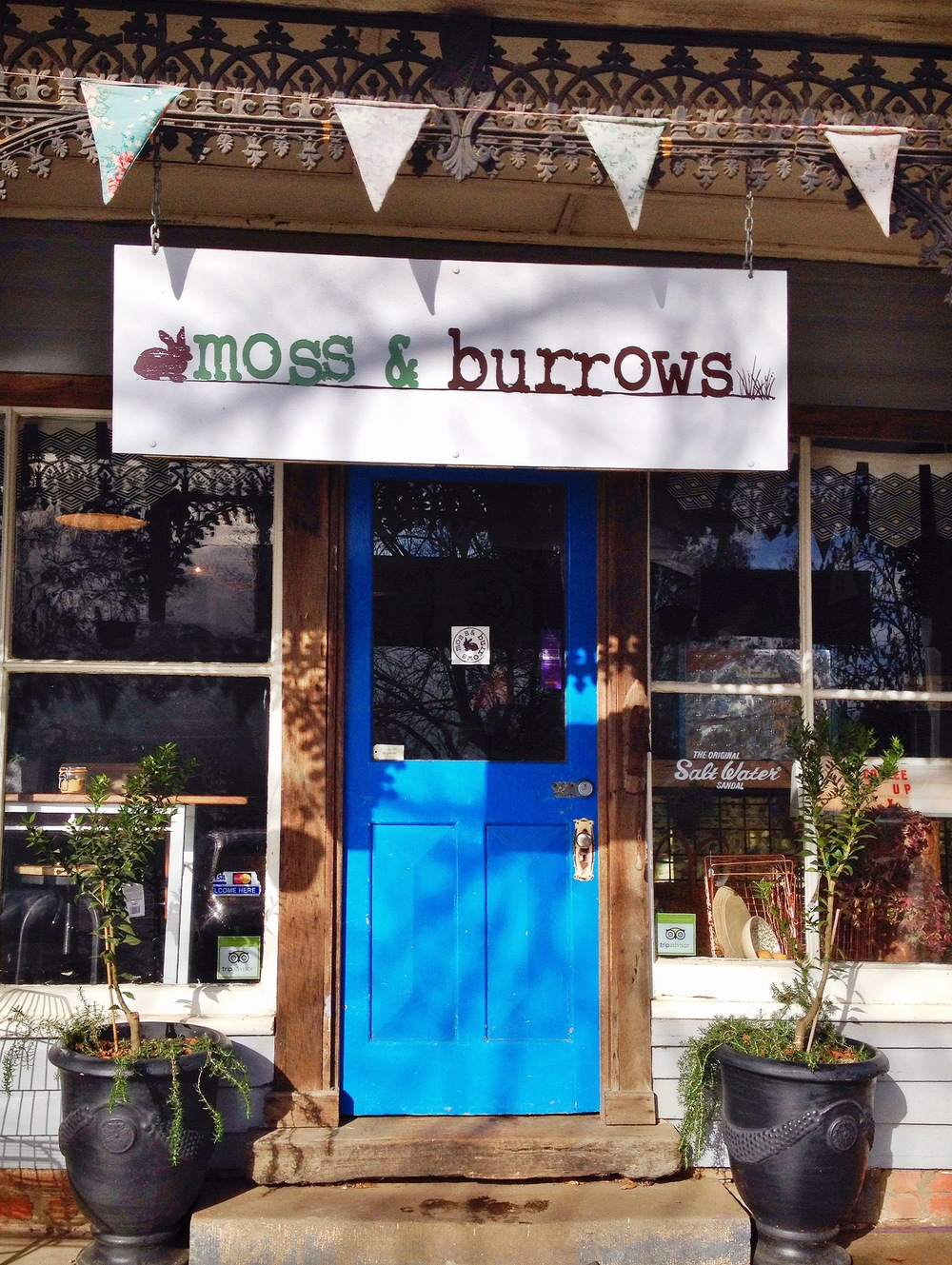 Hello Moss & Burrows!