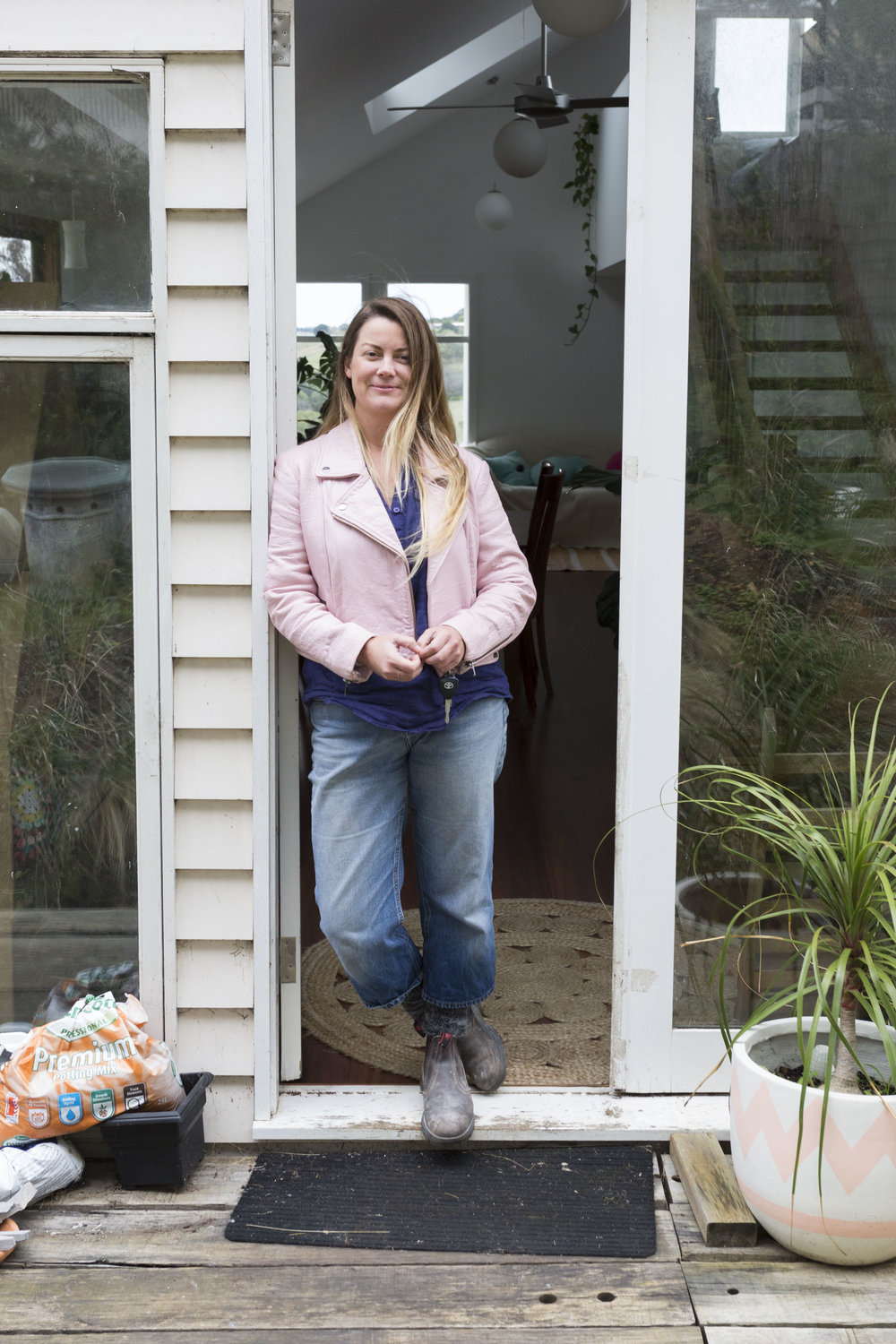 Ceramicist Chela Edmunds of Takeawei for Rented Space