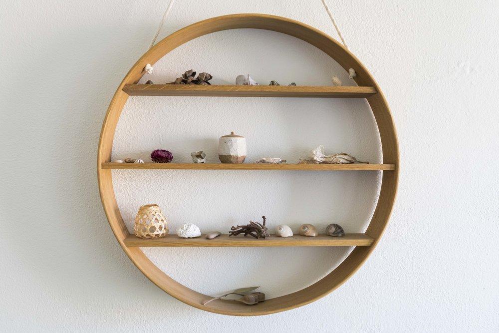 Belinda Evans' apartment. rentedspace.com.au