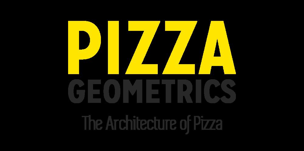 Pizza Geometrics rectangle logo