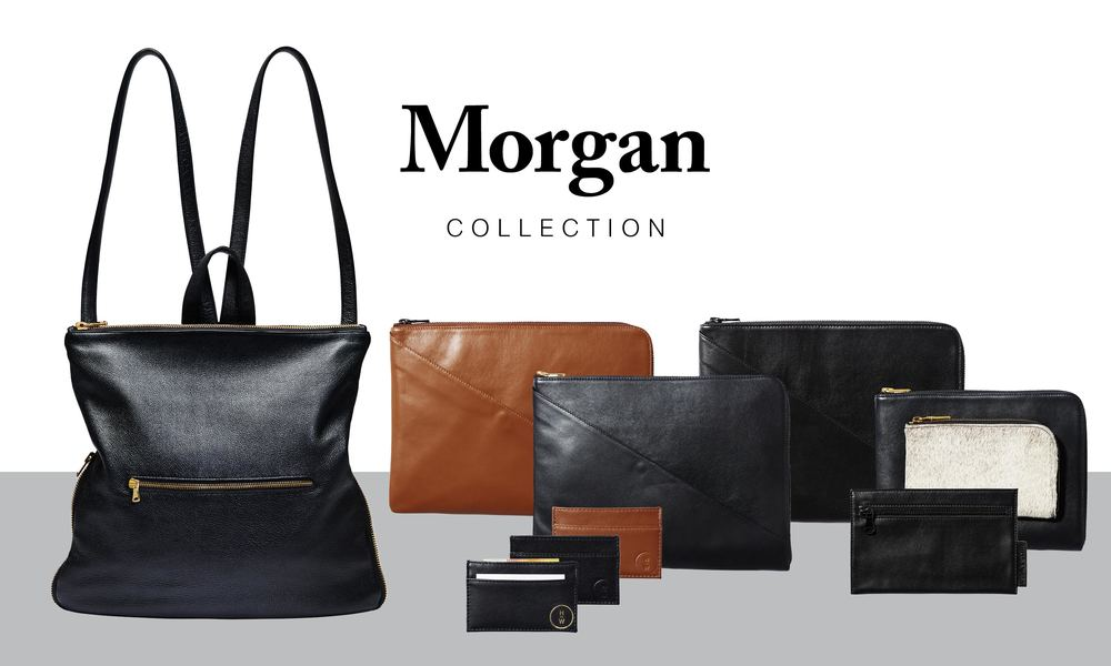Morgan Collection of premium lifestyle accessories