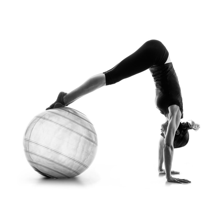 Black & white with Energize Pilates