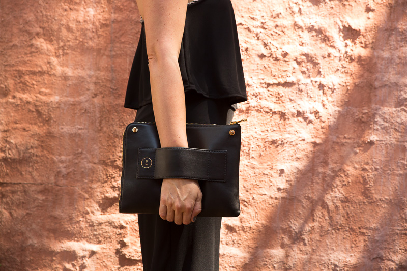 Hills & West Morgan Mini Convertible Clutch