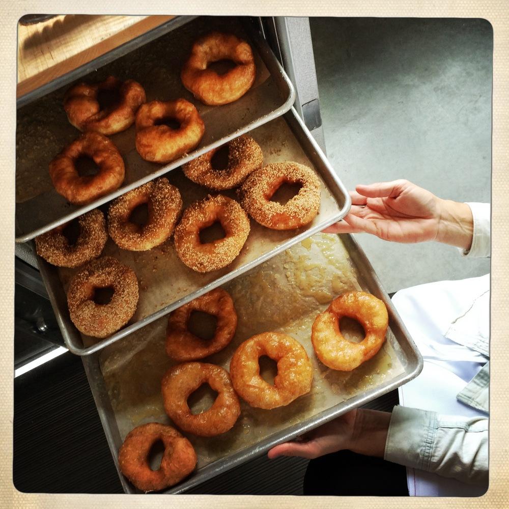 Donuts at Hole