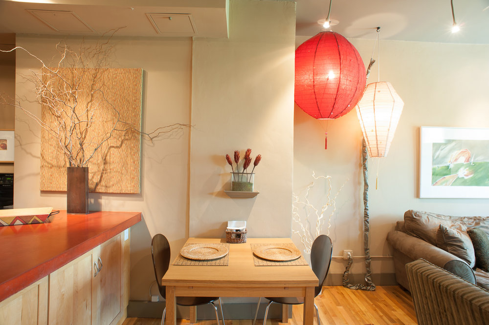 The Asheville Urban Nest in the heart of downtown Asheville - modern luxury