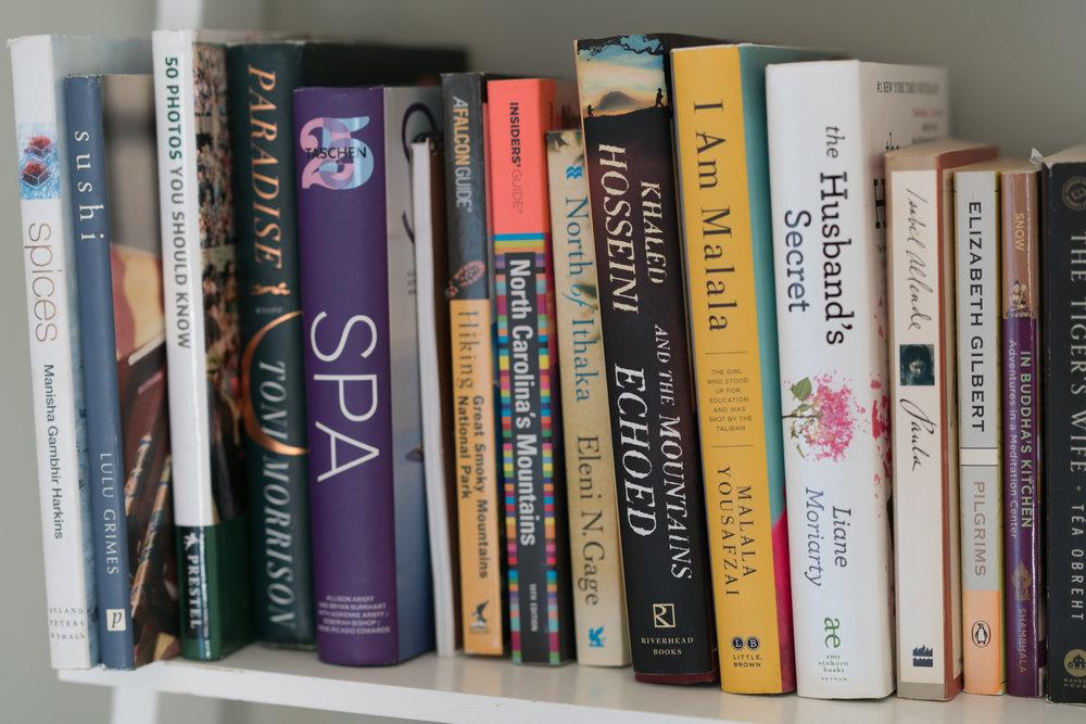 books to borrow