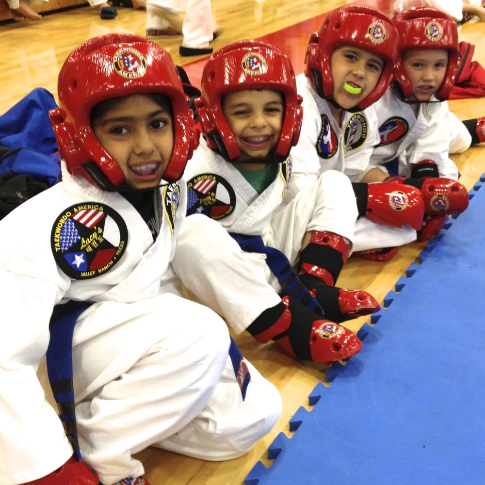 Karate Students Greensboro NC