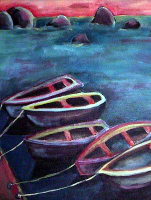 Painting_-_Boats_in_Italy1.jpg
