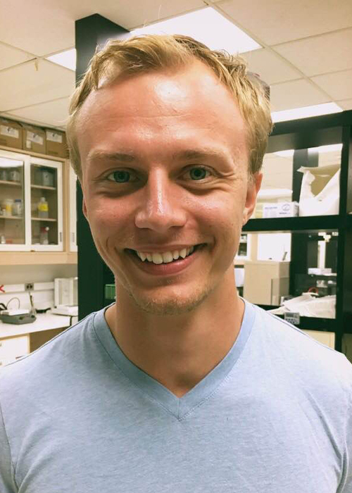 Jan Frankowski - GRADUATE STUDENT