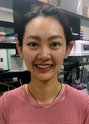 Bonnie Zhu - LAB TECHNICIAN