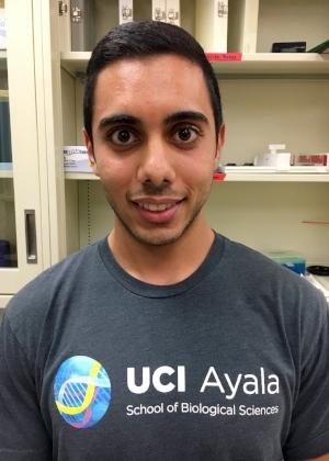 Andrew Haddad - UNDERGRADUATE RESEARCHER