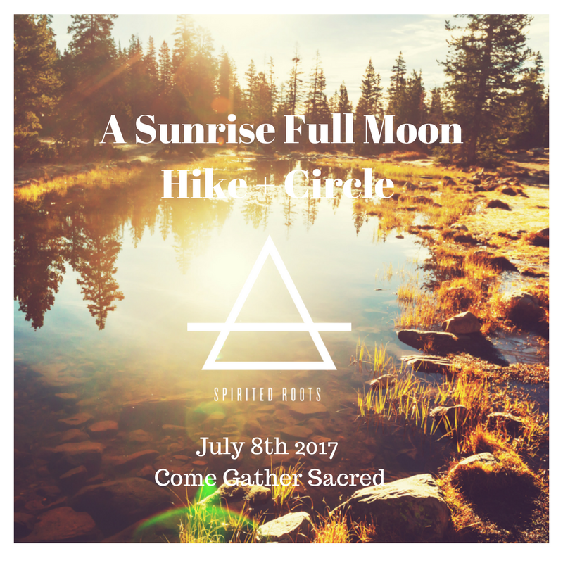 Spirited Roots - Healing Circle and Hike
