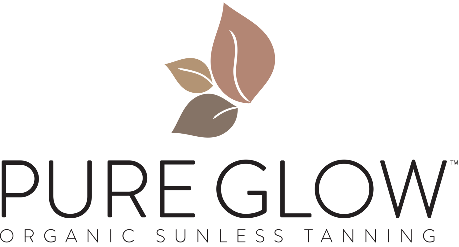 Welcome to Pure Glow, Organic Spray Tanning