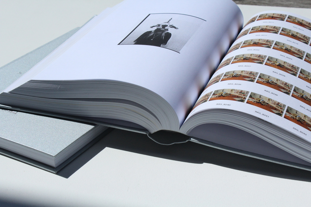 Workbook and Readings book: Submission, 2013