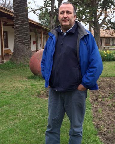 Marcelo Hube  egresó en 1988 y hoy se desempeña como Jefe de Proyectos de Tattersall Insumos.