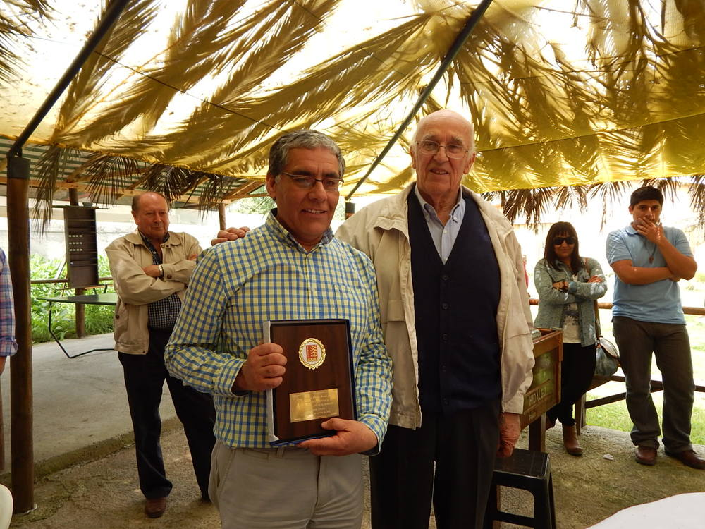 Reconocimiento Don Patricio Pérez