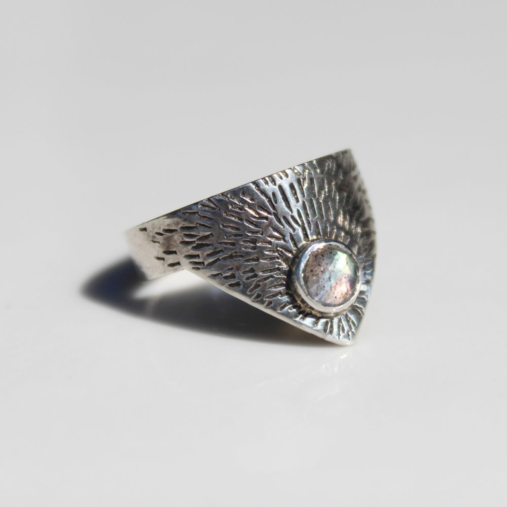 labradorite peak ring