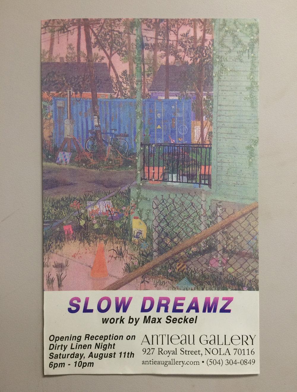 Slow Dreamz