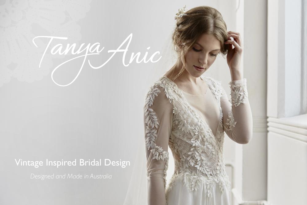 tanya anic bridal designs, real weddings, tanya\'s blog, accessories ...